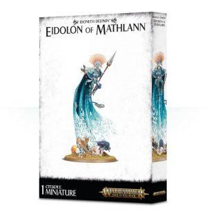 Games Workshop Age of Sigmar  Idoneth Deepkin Eidolon of Mathlann - 99120219005 - 5011921097494