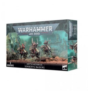 Games Workshop Warhammer 40,000  Adeptus Mechanicus Adeptus Mechanicus Serberys Raiders - 99120116041 - 5011921156016