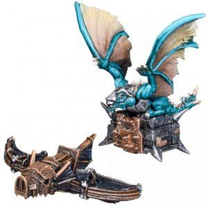 Mantic Kings of War Armada  Orcs Orc Fliers Pack - MGARO301 - 5060469667188
