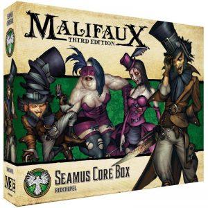 Wyrd Malifaux  Resurrectionists Seamus Core Box - WYR23205 - 812152030763