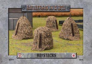 Battlefront   Battlefield in a Box Battlefield in a Box: Haystacks - BB245 - 9420020251618