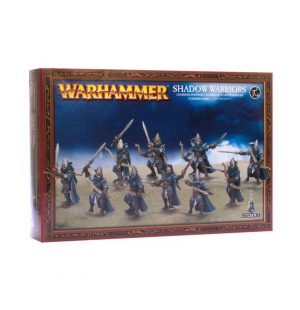 Games Workshop Age of Sigmar  Cities of Sigmar Shadow Warriors - 99120210023 - 5011921046485