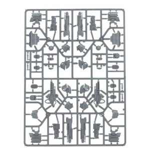 Games Workshop (Direct) Adeptus Titanicus  40k Direct Orders Adeptus Titanicus: Warlord Volcano Cannons and Apocalypse Missile Launchers - 99220399005 - 5011921121571