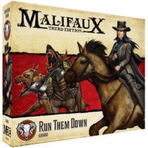 Wyrd Malifaux  Guild Run them Down - WYR23114 -