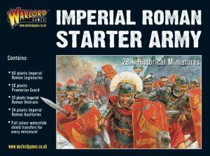 Warlord Games Hail Caesar  SALE! Imperial Roman Starter Army Box - WGA-IR-1 - 5060200841006