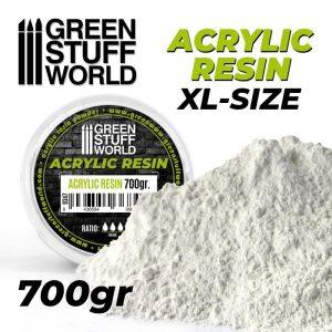 Green Stuff World   Resin Acrylic Resin 700gr - 8436554368464ES - 8436554368464