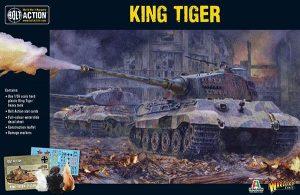 Warlord Games Bolt Action  Germany (BA) King Tiger - 402012001 - 5060393706168