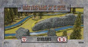 Gale Force Nine   Battlefield in a Box Battlefield in a Box: Streams - BB560 - 9420020221819