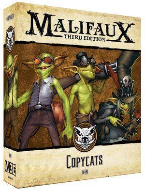Wyrd Malifaux  Bayou Copycats - WYR23609 -