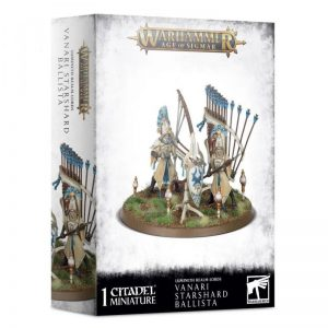 Games Workshop Age of Sigmar  Lumineth Realm-lords Lumineth Realm-lords Vanari Starshard Ballista - 99120210026 - 5011921128198