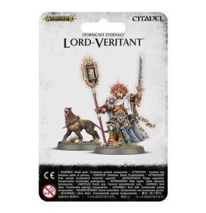 Games Workshop (Direct) Age of Sigmar  Stormcast Eternals Stormcast Eternals Lord-Veritant - 99070218008 - 5011921069750