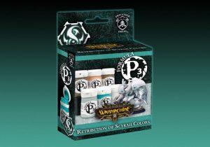 Privateer Press   Paint Sets P3 Paint Set: Scyrah - PIP93115 - 875582011689