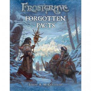 North Star Frostgrave  Frostgrave Frostgrave Supplement: Forgotten Pacts - BP1550 - 9781472815774