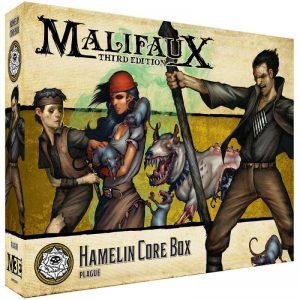 Wyrd Malifaux  Outcasts Hamelin Core Box - WYR23519 - 812152030886