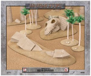 Gale Force Nine   Battlefield in a Box Forgotten City - Fallen Colossus - BB906 - 9420020219748