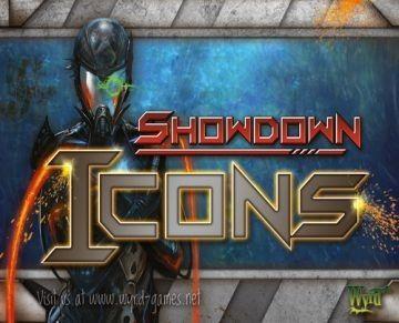Wyrd   Showdown Icons Showdown: Icons - WYR11201 - 813856014363