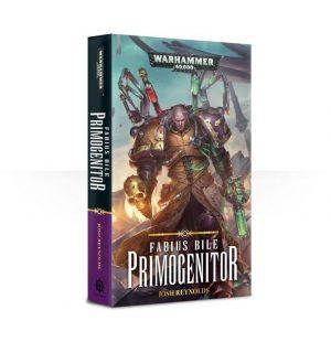 Games Workshop   Warhammer 40000 Books Fabius Bile: Primogenitor (softback) - 60100181461 - 9781784966201