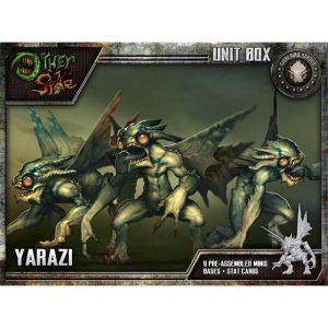 Wyrd The Other Side  Gibbering Hordes Yarazi - WYR40205 - 812152030336