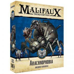 Wyrd Malifaux  Arcanists Arcanists Arachnophobia - WYR23321 -