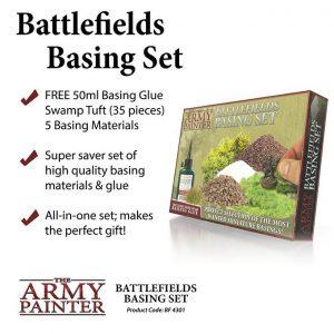 The Army Painter   Basing Kits Battlefields Basing Set (2019) - APBF4301 - 5713799430105