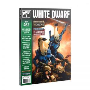 Games Workshop   White Dwarf White Dwarf 462 (March 2021) - 60249999604 - 9772658712017