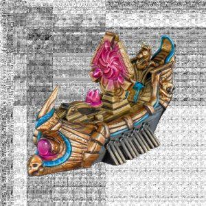 Mantic Kings of War Armada  Empire of Dust EoD Soul Hunter - MGART203 - 5060469667591