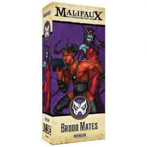 Wyrd Malifaux  Neverborn Brood Mates - WYR23414 -