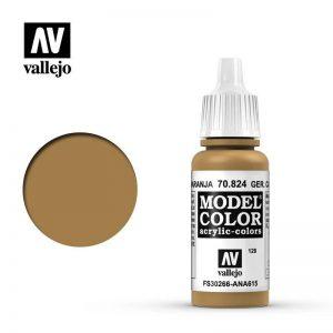 Vallejo   Model Colour Model Color: German Cam. Orange Ochre - VAL824 - 8429551708241