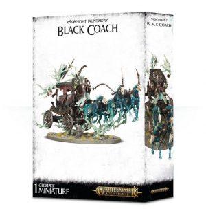 Games Workshop Age of Sigmar  Nighthaunts Nighthaunts, The Black Coach - 99120207057 - 5011921100781
