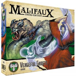 Wyrd Malifaux  Resurrectionists Vengeful Ghosts - WYR23217 - 812152031548
