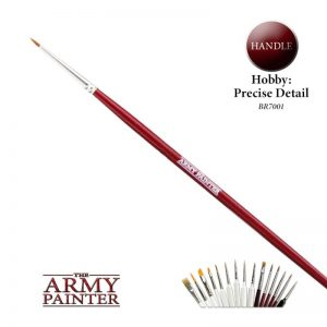 The Army Painter   Army Painter Brushes Hobby Brush: Precise Detail - APBR7001 - 5713799700109