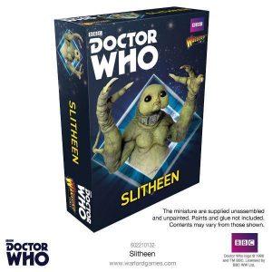 Warlord Games Doctor Who  Doctor Who Doctor Who: Slitheen - 602210132 - 5060393707493