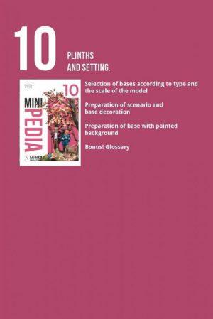 Scale75   Painting Guides Minipedia 10 - Plinths & Setting - MiniPed10 -