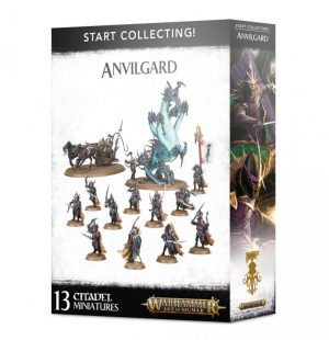 Games Workshop Age of Sigmar  Start Collecting! Age of Sigmar Start Collecting! Anvilguard - 99120212023 - 5011921126361