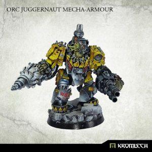 Kromlech   Orc Model Kits Orc Juggernaut Mecha-Armour (1) - KRM014 - 5902216111394