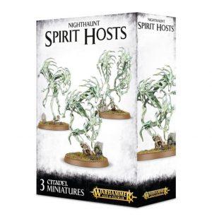 Games Workshop Age of Sigmar  Legions of Nagash Spirit Hosts - 99120207030 - 5011921069569