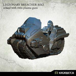 Kromlech   Legionary Model Kits Legionary Breacher Bike (1) twin plasma gun - KRM101 - 5902216113886