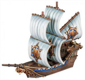 Mantic Kings of War Armada  Basileans Basilean Gur Panther - MGARB203 - 5060469667454