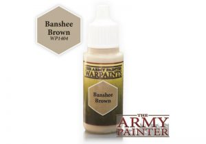 The Army Painter   Warpaint Warpaint - Banshee Brown - APWP1404 - 5713799140400