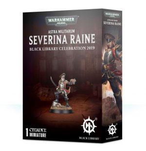 Games Workshop (Direct) Warhammer 40,000  Astra Militarum Astra Militarum Severina Raine - 99810105031 - 5011921113316