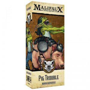 Wyrd Malifaux  Bayou Pig Trouble - WYR23623 - 812152032088