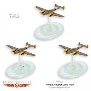 Warlord Games Blood Red Skies  Blood Red Skies Blood Red Skies Stand & Adapter pack - 770010002 - 5060572502406