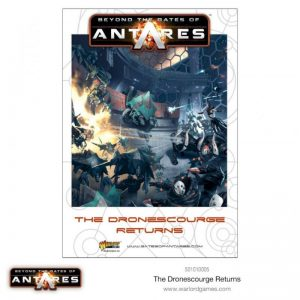 Warlord Games Beyond the Gates of Antares  SALE! The Dronescourge Returns - 501010005 - 9781911281382