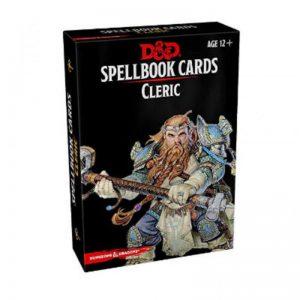 Gale Force Nine Dungeons & Dragons  D&D Decks D&D: Cleric Deck - C56660000 - 9780786966516