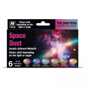 Vallejo   Paint Sets Vallejo Shifters: Space Dust - VAL77091 - 8429551770910
