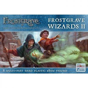 North Star Frostgrave  Frostgrave Frostgrave Wizards II - FGVP07 - 9781472897435
