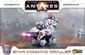 Warlord Games Beyond the Gates of Antares  SALE! Ghar Command Crawler - WGA-GAR-01 - 5060393703044