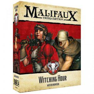 Wyrd Malifaux  Guild Witching Hour - WYR23122 - 812152032149