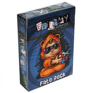 Wyrd   Malifaux Accessories Evil Baby Orphanage Fate Deck - WYR11004 - 813856014318