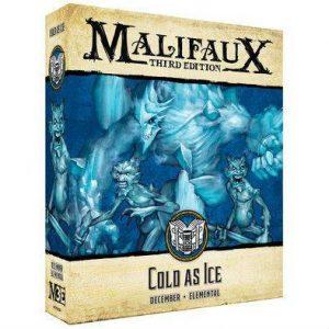 Wyrd Malifaux  Arcanists Cold as Ice - WYR23311 - 812152032194